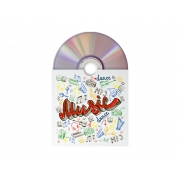 Mousepad / Imã Decorativo ColorFun – CD