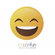 Mousepad / Imã Decorativo ColorFun – Feliz