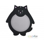 Mousepad / Imã Decorativo ColorFun – Miau