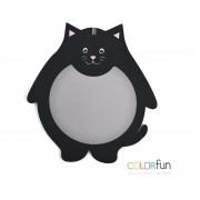 Mousepad / Imã Decorativo ColorFun – Miau