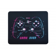 Mousepad Retangular Classic – Game Over 3D