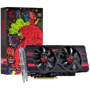 PLACA DE VIDEO AMD RADEON RX 580 8GB GDDR5 256 BITS DUAL-FAN GRAFFITI SERIES - PJ580RX25608G5DF