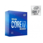 PROCESSADOR CORE I7 INTEL (107746-6) BX8070110700KF OCTA CORE I7-10700KF 3,80GHZ 16MB CACHE S VIDEO LGA1200