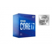 PROCESSADOR CORE I7 INTEL (68635-9) BX8070110700 OCTA CORE I7-10700 2,90GHZ 16MB CACHE COM VIDEO LGA1200