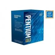 PROCESSADOR PENTIUM INTEL (79790-0) BX80701G6400 GOLD G6400 4,00GHZ 4MB CACHE COM VIDEO LGA 1200