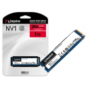 SSD M.2 DESKTOP NOTEBOOK KINGSTON SNVS/1000G NV1 1000GB M.2 2280 NVME PCIE
