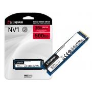SSD M.2 DESKTOP NOTEBOOK KINGSTON SNVS/500G NV1 500GB M.2 2280 NVME PCIE