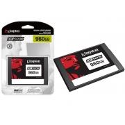 SSD SERVIDOR ENTERPRISE KINGSTON (51681-1) SEDC500R-960G DC500R 960GB 2.5 SATA III 6GB-S