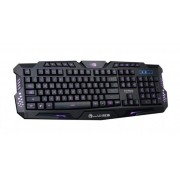 TECLADO GAMER MARVO SCORPION K636 USB 2.0 LED 3 CORES