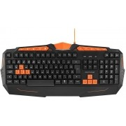 TECLADO GAMER MULTIMIDIA USB TC211