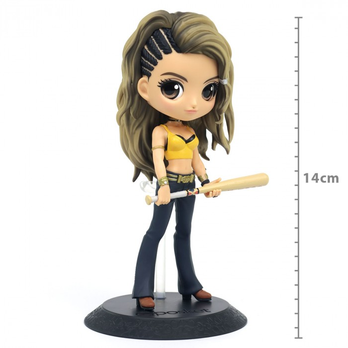 ACTION FIGURE AVES DE RAPINA - BLACK CANARY - VER.A Q POSKET REF: 21043/20142