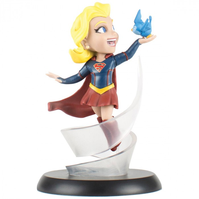 ACTION FIGURE DC COMICS - SUPERGIRL - QFIG DCC-0602