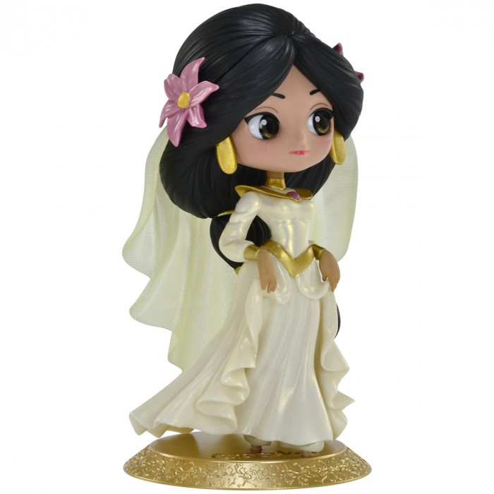 ACTION FIGURE DISNEY - PRINCESA JASMINE(ALADDIN) - DREAMY STYLE SPECIAL COLLECTION Q POSKET REF: 20671/20672