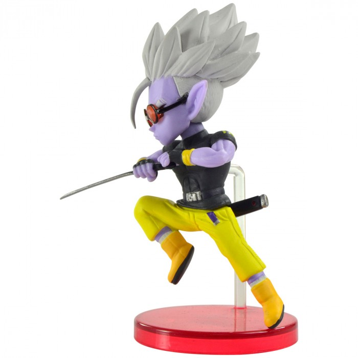 ACTION FIGURE DRAGON BALL HEROES - SUPER FU - WCF REF:29261/29264