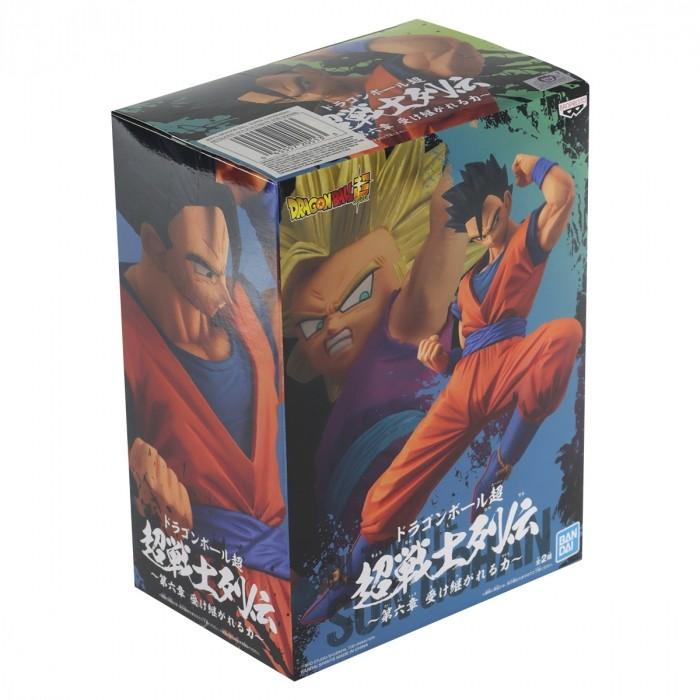 ACTION FIGURE DRAGON BALL SUPER - GOHAN MISTICO - CHOSENSHIRETSUDEN REF: 20513/20514