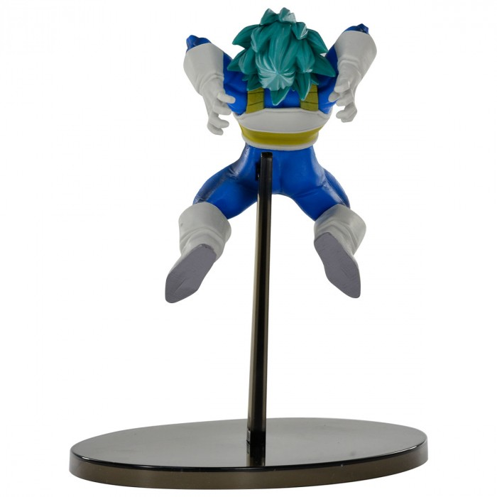ACTION FIGURE DRAGON BALL SUPER - VEGETA SUPER SAYAJIN BLUE - CHOSENSHIRETSUDEN REF: 20621/20622