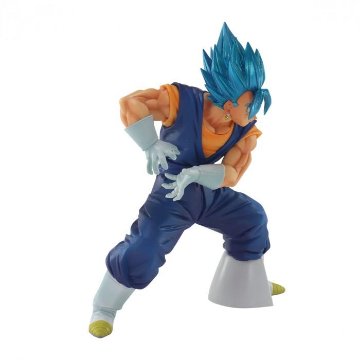 ACTION FIGURE DRAGON BALL SUPER - VEGETTO SUPER SAYAJIN BLUE - FINAL KAMEHAMEHA VER1 REF: 20341/20342