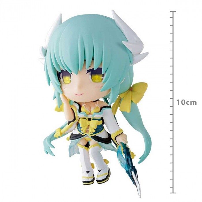 ACTION FIGURE FATE GRAND ORDER - LANCER/KIYOHIME - KYUN CHARA REF.28300/28301