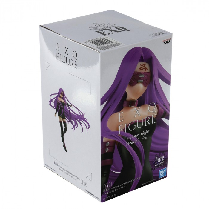 ACTION FIGURE FATE/STAY NIGHT HEAVEN S FEEL - RIDER - EXQ REF: 20693/20694
