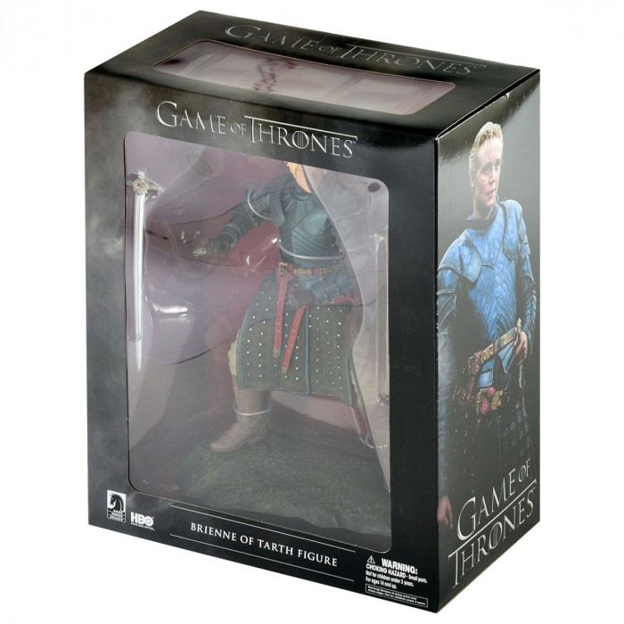 ACTION FIGURE GAME OF THRONES - BRIENNE OF TARTH REF.28-575