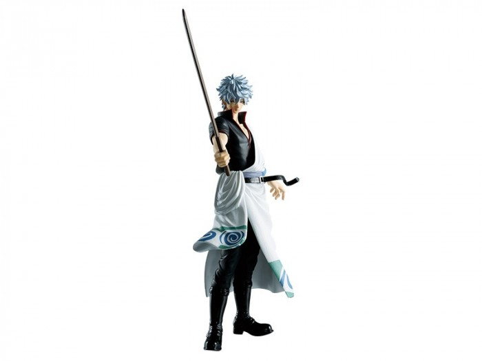 ACTION FIGURE GINTAMA - GINTOKI SAKATA - REF.27982/27983