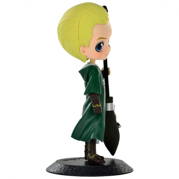 ACTION FIGURE HARRY POTTER - DRACO MALFOY - QUIDDITCH STYLE REF: 20441/20442