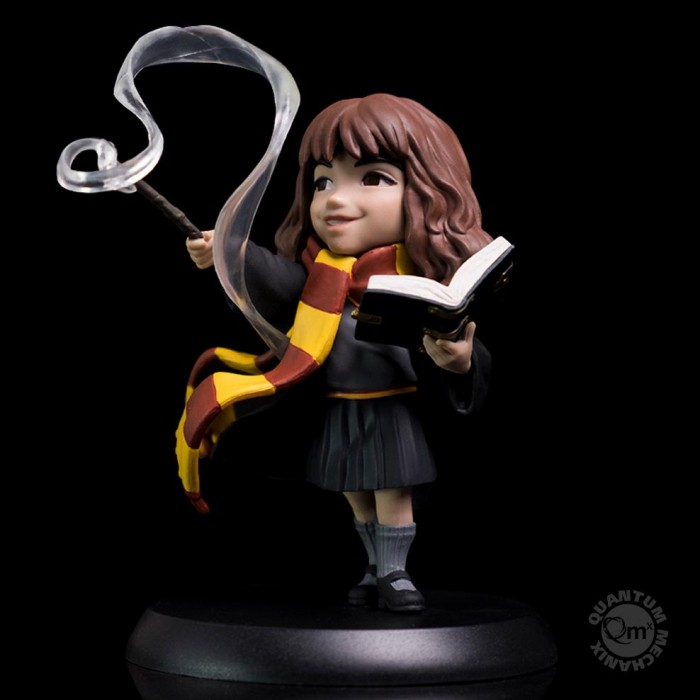 ACTION FIGURE HARRY POTTER - HERMIONE GRANGER - FIRST SPELL Q-FIG HP-0105