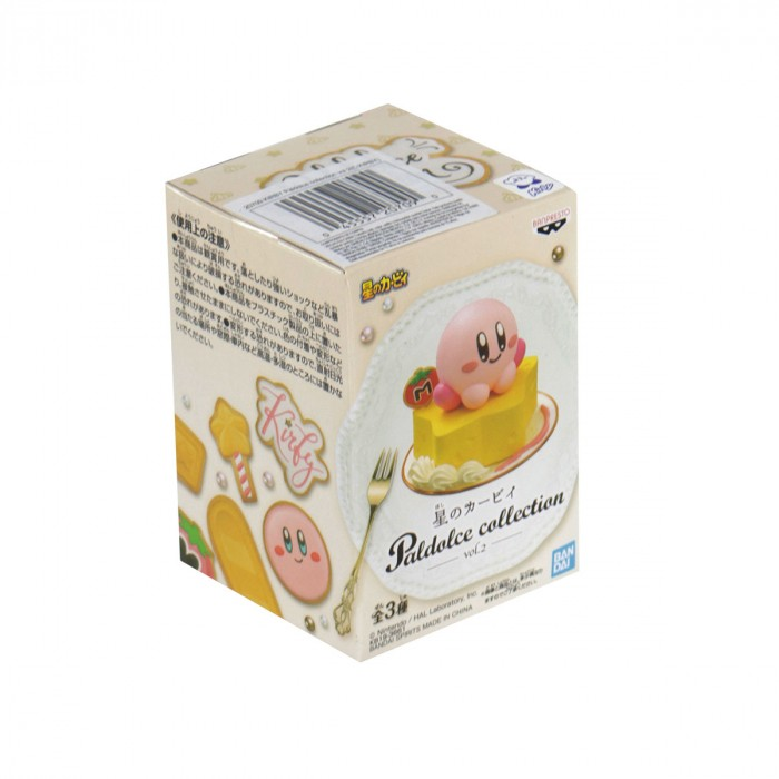 ACTION FIGURE KIRBY - KIRBY - VER.C PALDOLCE COLLECTION REF: 20709/20710