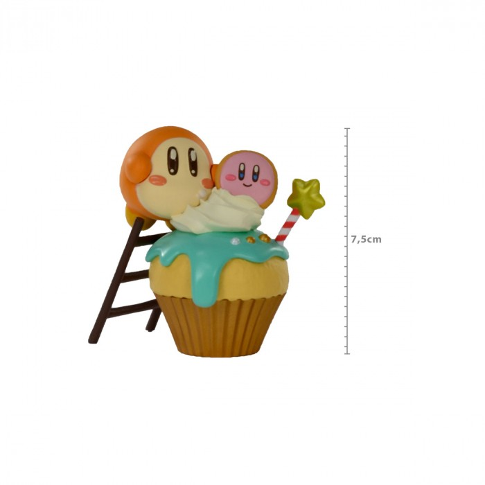 ACTION FIGURE KIRBY - WADDLE DEE - PALDOLCE COLLECTION REF: 20707/20708