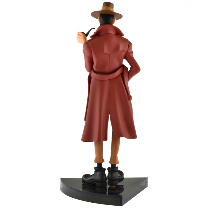 ACTION FIGURE LUPIN THE THIRD - INSPECTOR ZENIGATA - VER.A REF.26836/26837