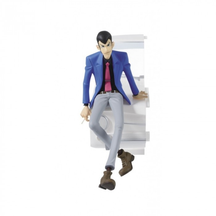 ACTION FIGURE LUPIN THE THIRD - LUPIN A - CREATOR X CREATOR REF.27887/27888