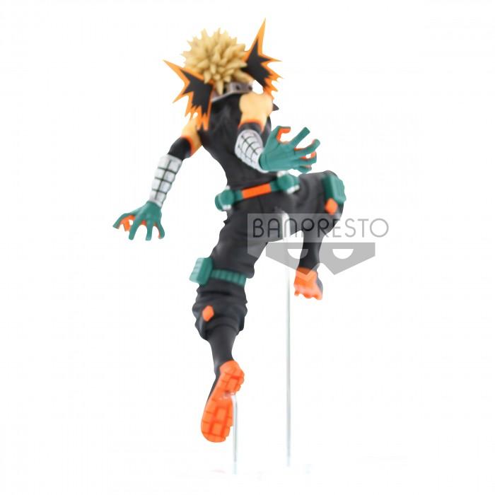 ACTION FIGURE MY HERO ACADEMIA - KATSUKI BAKUGOU(KACCHAN) - KING OF ARTIST REF: 20354/20355