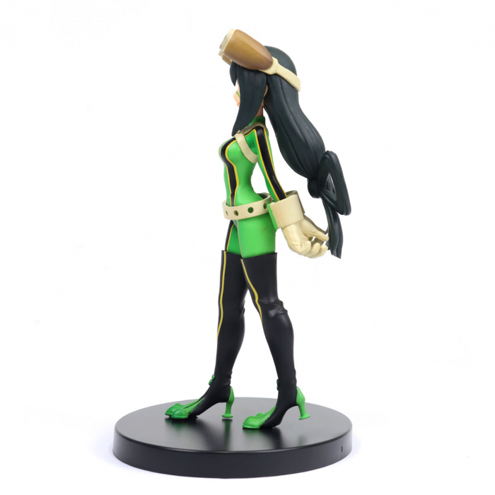 ACTION FIGURE MY HERO ACADEMIA - TSUYU ASUI (FROPPY) - AGE OF HEROES REF: 20958/20959