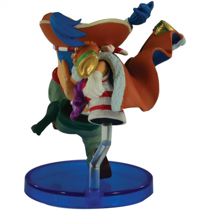 ACTION FIGURE ONE PIECE - BUGGY - 20TH WCF