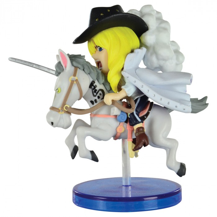 ACTION FIGURE ONE PIECE - CAVENDISH - ORIENTAL ZODIAC WCF REF:28965/28966
