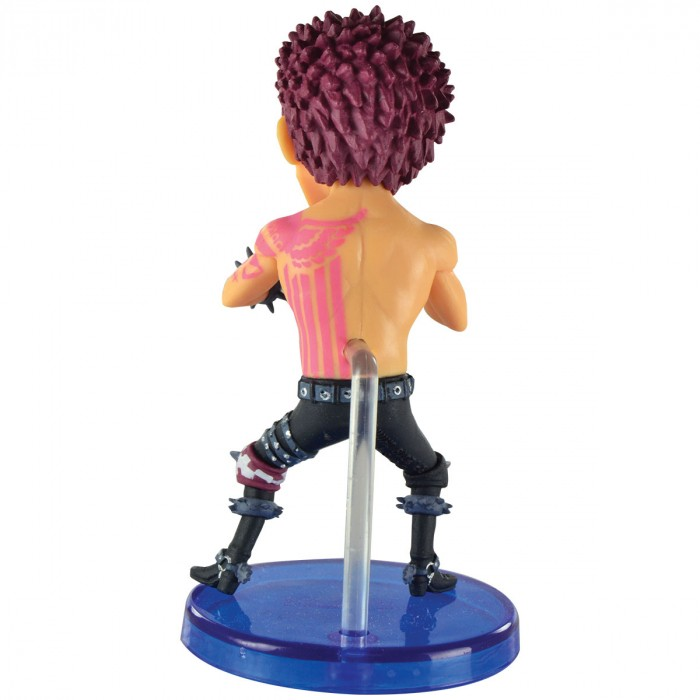 ACTION FIGURE ONE PIECE - CHALOTTE KATAKURI - BATTLE OF LUFFY WHOLE CAKE ISLAND WCF REF: 29288/29296