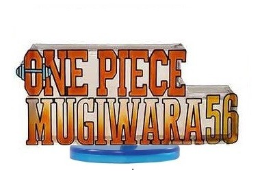 ACTION FIGURE ONE PIECE - LOGO MUGIWARA 56 - WCF