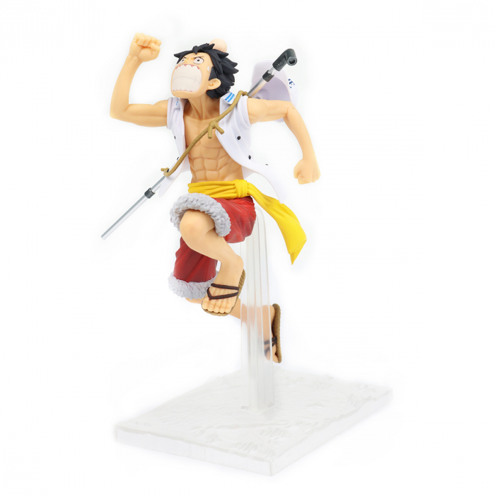 ACTION FIGURE ONE PIECE - MONKEY D. LUFFY - A PIECE OF DREAM #1 REF: 21161/21162