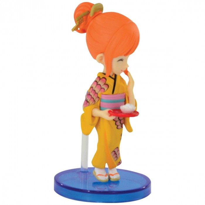 ACTION FIGURE ONE PIECE - NAMI - JAPANESE STYLE WCF REF: 34637/34639