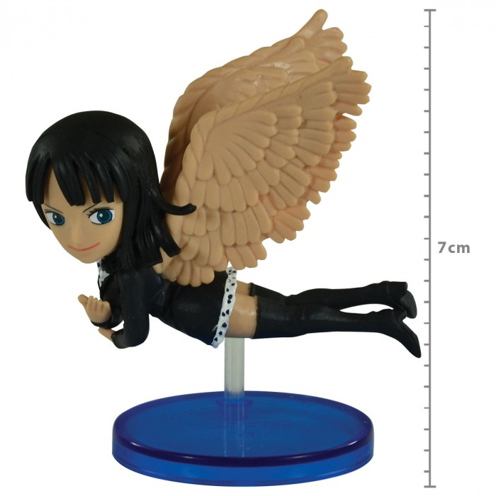 ACTION FIGURE ONE PIECE - NICO ROBIN - HISTORY RELAY 20TH WCF