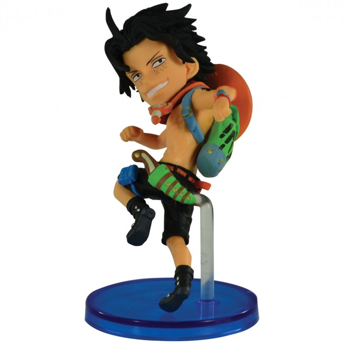 ACTION FIGURE ONE PIECE - PORTGAS D. ACE - HITORY RELAY 20TH WCF