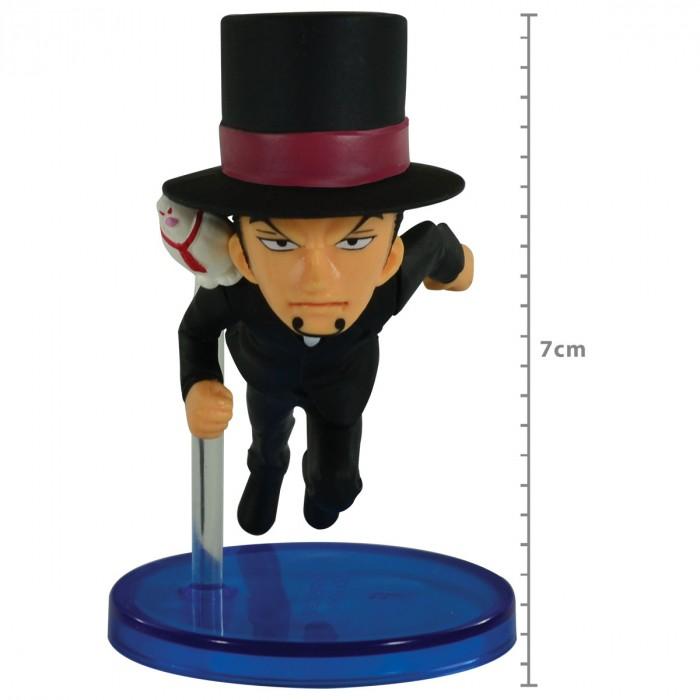 ACTION FIGURE ONE PIECE - ROB LUCCI - HISTORY RELAY 20TH WCF REF.26628/26634