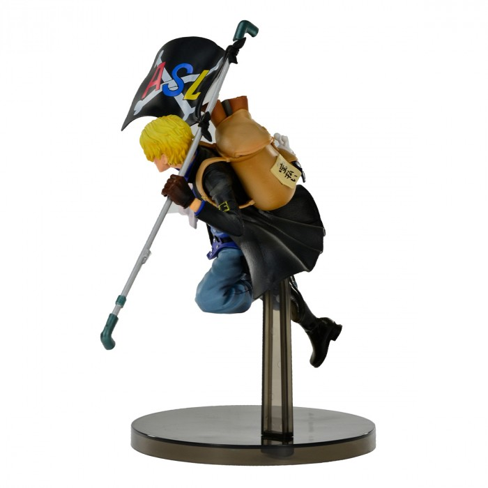 ACTION FIGURE ONE PIECE - SABO - THREE BROTHERS REF: 20746/20747