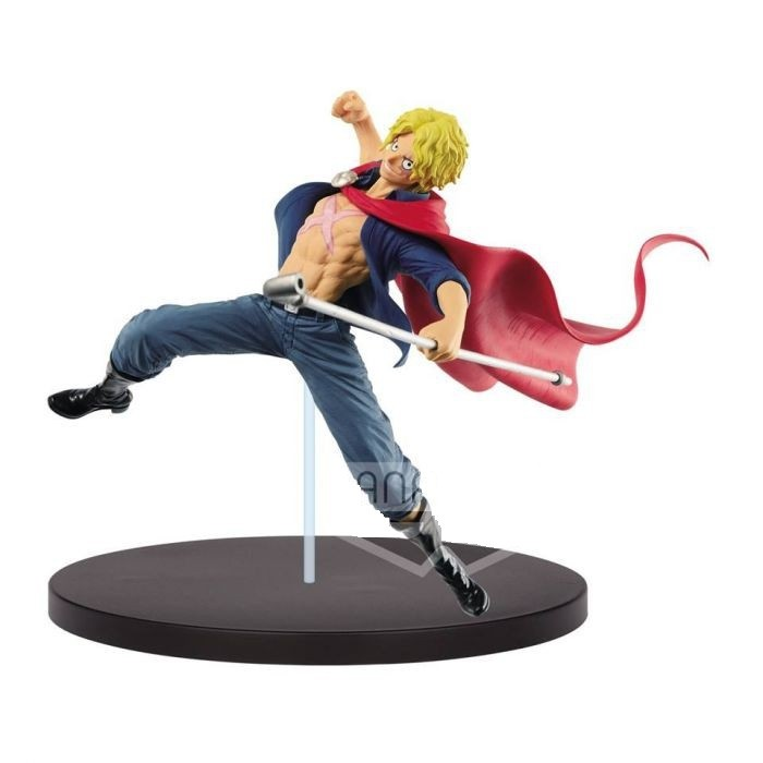 ACTION FIGURE ONE PIECE - SABO - WORLD FIGURE COLOSSEUM IN CHINA REF.27944/27945