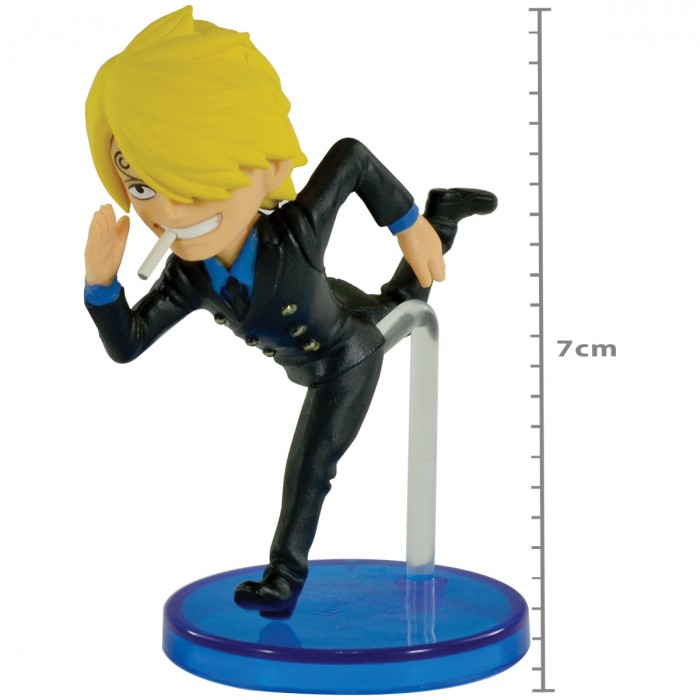 ACTION FIGURE ONE PIECE - SANJI - 20TH WCF
