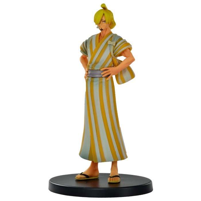ACTION FIGURE ONE PIECE - SANJI - DXF THE GRANDLINE MEN SAGA DE WANO REF: 20736/20737