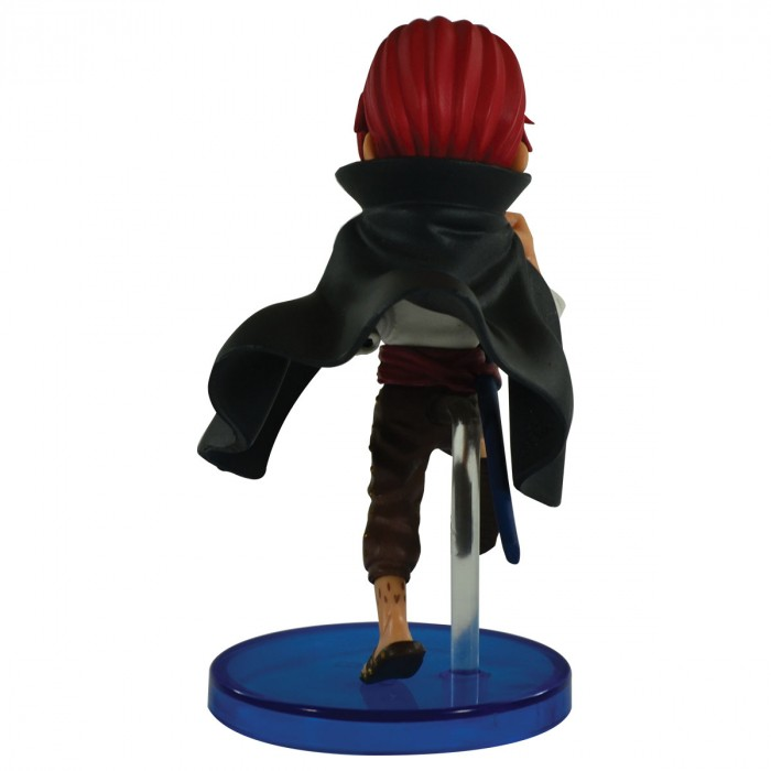 ACTION FIGURE ONE PIECE - SHANKS - 20TH WCF