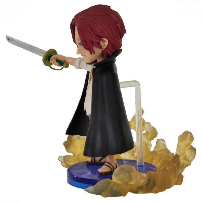 ACTION FIGURE ONE PIECE - SHANKS - BURST WCF REF:29479/29483