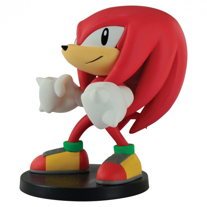 ACTION FIGURE SONIC THE HEDGEHOG - KNUCKLES - BOOM