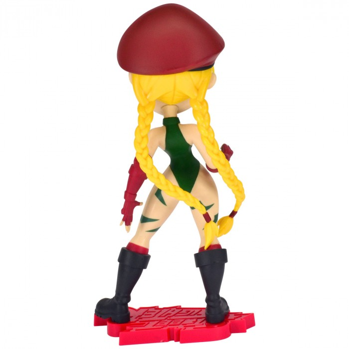 ACTION FIGURE STREET FIGHTER - CAMMY - KNOCK-OUT